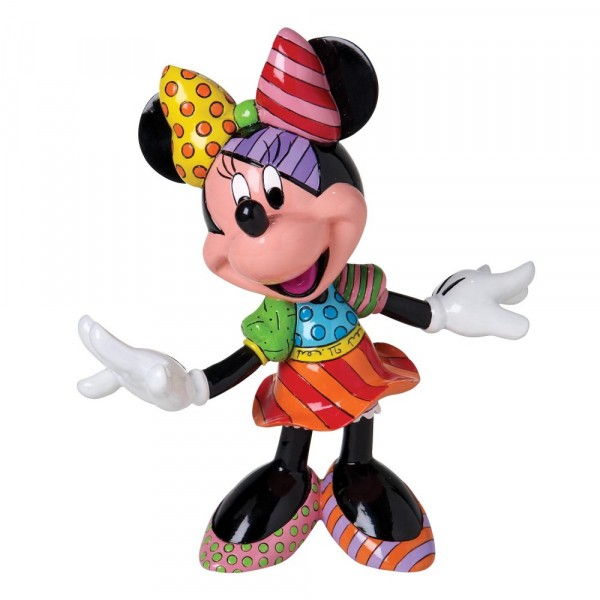 Romero Britto Pop Art aus Miami - Minnie Mouse / Minnie Maus