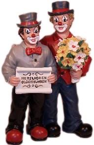 Gilde Handwerk, Gilde Clowns, Herzlichen Glückwunsch