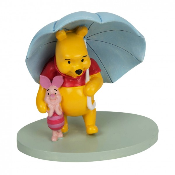 Widdop, Disney Magical Moments, Pooh & Piglet Umbrella, Puuh und Ferkel unter dem Regenschirm