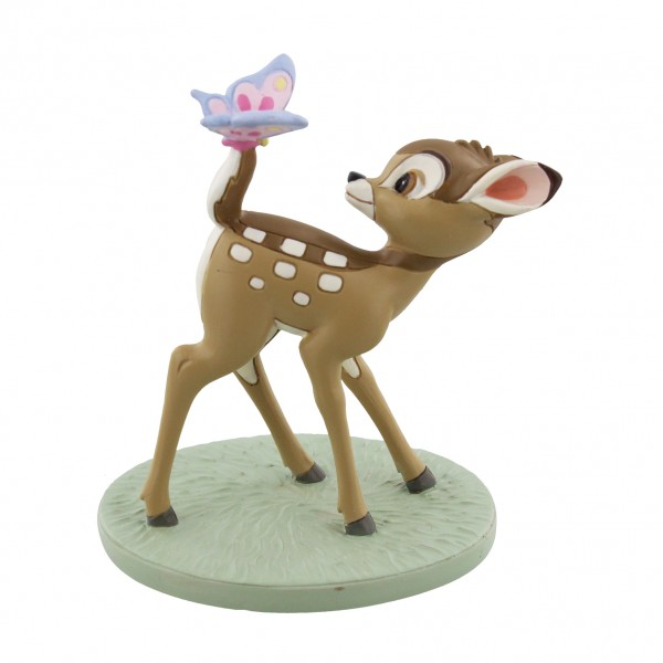 Widdop, Disney Magical Moments, Bambi & Butterfly, Bambi mit Schmetterling