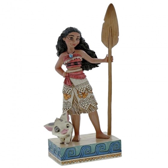 DIsney Traditions, Jim Shore - Find Your Own Way Moana / Vaiana