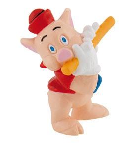 Bullyland, Die drei kleinen Schweinchen, Schweinchen Pfeifer