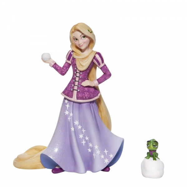 Disney Showcase, Walt Disney, Holiday Rapunzel Figurine, Rapunzel Weihnachtsfigur, 6006275