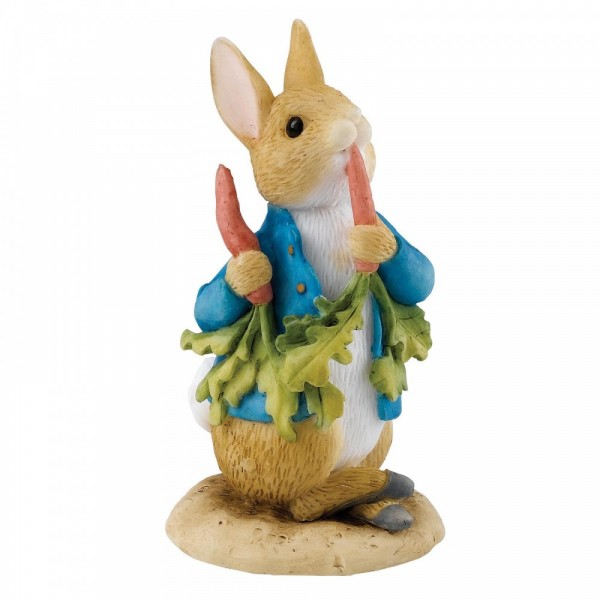 Beatrix Potter, Beatrix Potter Collection, Peter Rabbit, Benjamin Bunny, Flopsy, Jemima Puddle-Duck, Jeremy Fisher, A26708, Peter Ate Some Radishes