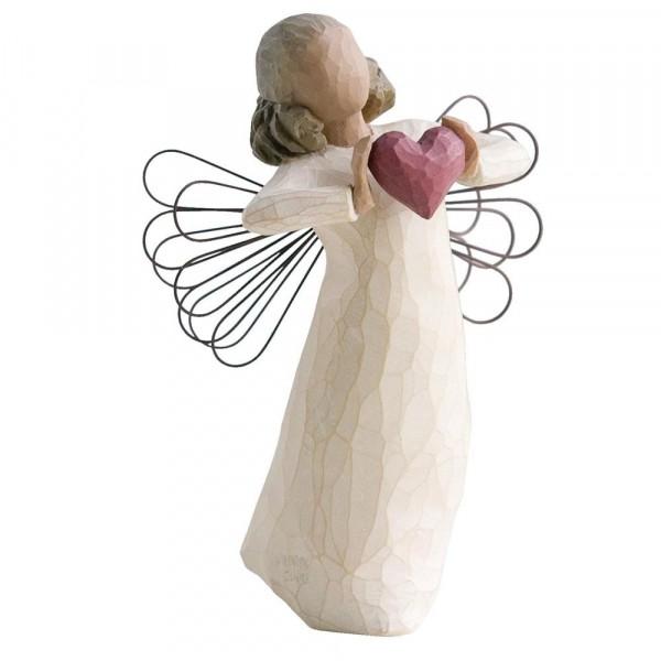 Willow Tree, Willowtree, Demdaco, Susan Lordi, With Love Angel, Mit Liebe Engel