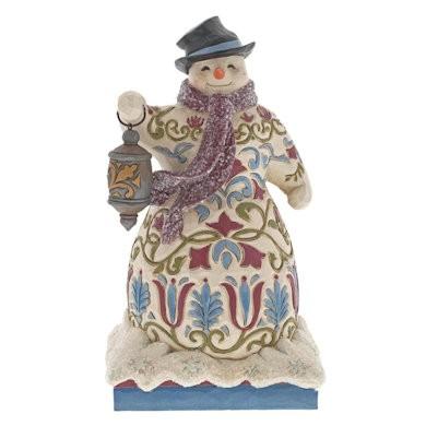 Heartwood Creek, Jim Shore, Be The Light, Victorian Snowman, Schneemann