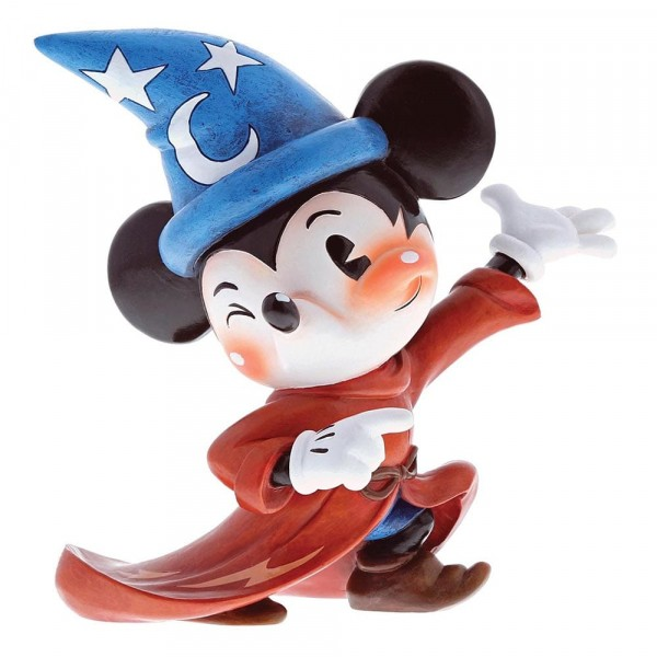 Disney Showcase, Miss Mindy, Mickey Mouse Sorcerer, Fantasia, Micky Maus