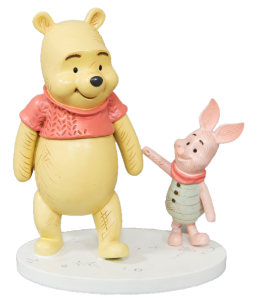 Widdop, Disney Magical Moments, Winnie Pooh & Piglet, Winnie Puuh & Ferkel, DI556