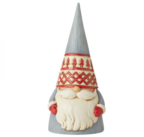 Heartwood Creek, Jim Shore, Nordic Noel Santa, nordische Weihnachten, God Jul, Nordic Noel Holiday Gnome, WIchtel, Zwerg, 6006624