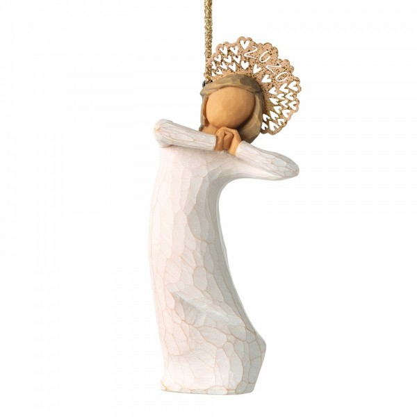 Willow Tree, Willowtree, Susan Lordi, Demdaco, 2020 Ornament, Anhänger, 27923, Weihnachtsanhänger, Tannenbaumanhänger. Christbaumanhänger, Jahresmodell