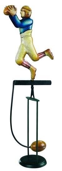 Balance Footballspieler