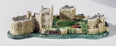 Lilliput Lane, Miniaturhäuser, Miniaturhaus, Cottage, Leeds Castle