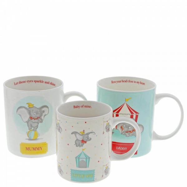 Enchanting Disney Collection, Walt Disney, Dumbo Becherset, Mug Set, A29590
