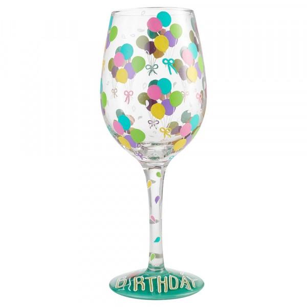 Lolita Weinglas, Lolita Weingläser, Lolita Gläser, Birthday Balloons, Geburtstagsballons, 6004357