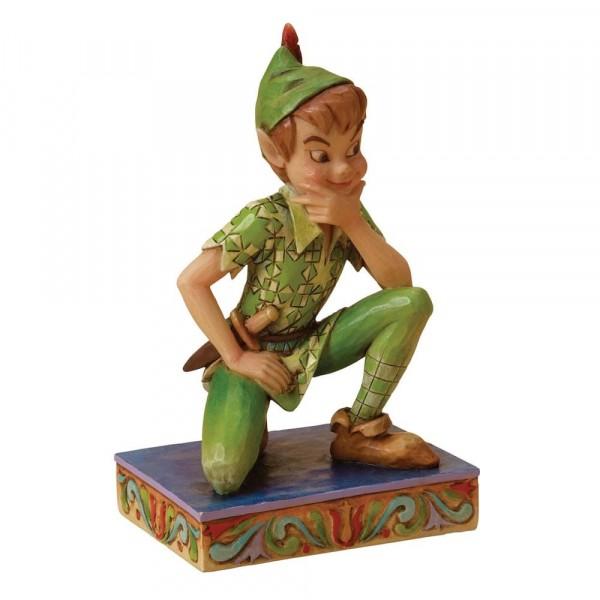 Disney Traditions, Jim Shore - Childhood Champion / Peter Pan