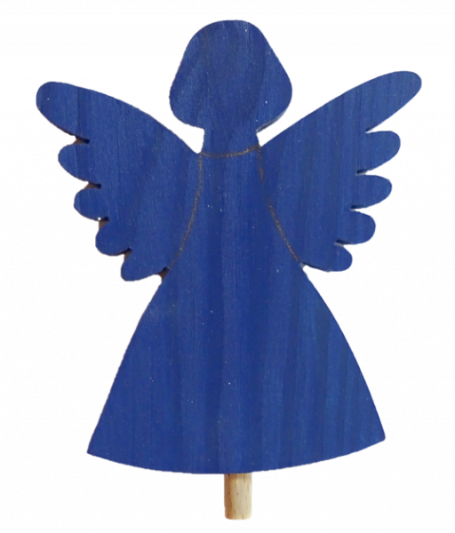 Sebastian Design, Kerzenringe, Holzkränze, Steckfiguren, blauer Engel