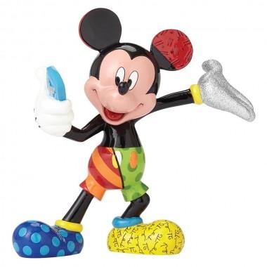 Romero Britto Pop Art aus Miami - Mickey Mouse Selfie / Miciky Maus