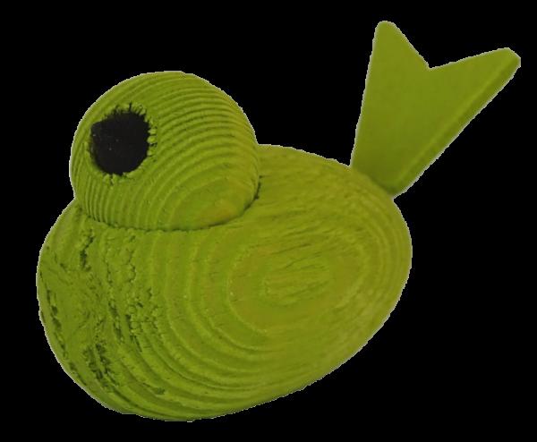 Sebastian Design, Candlering, Kerzenring, Skandinavischer Holzkranz, Skandinavische Kerzenringe, massiver Vogel in limette, 46-182-140