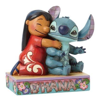 Disney Traditions, Jim Shore - Ohana Means Family / Lilo & Stitch