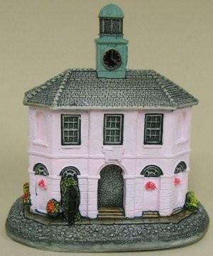 Lilliput Lane, Miniaturhäuser, Miniaturhaus, Cottage, The Pepperpot, Godalming