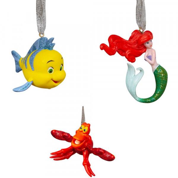 Weihnachtsornamente Little Mermaid / Arielle, die kleine Meerjungfrau