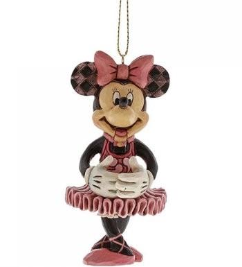 DIsney Traditions, Jim Shore - Nutcracker Minnie Ornament, Anhänger