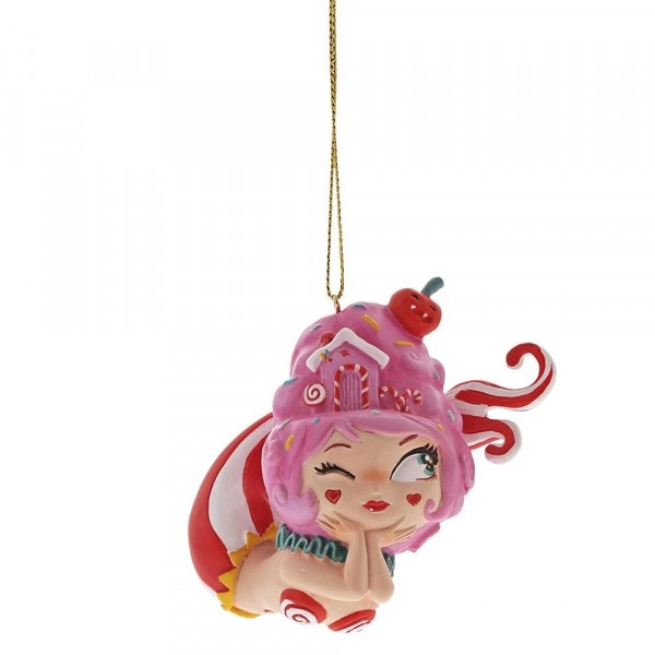 Disney Showcase, Miss Mindy, Cotton Candy Mermaid Ornament, Anhänger