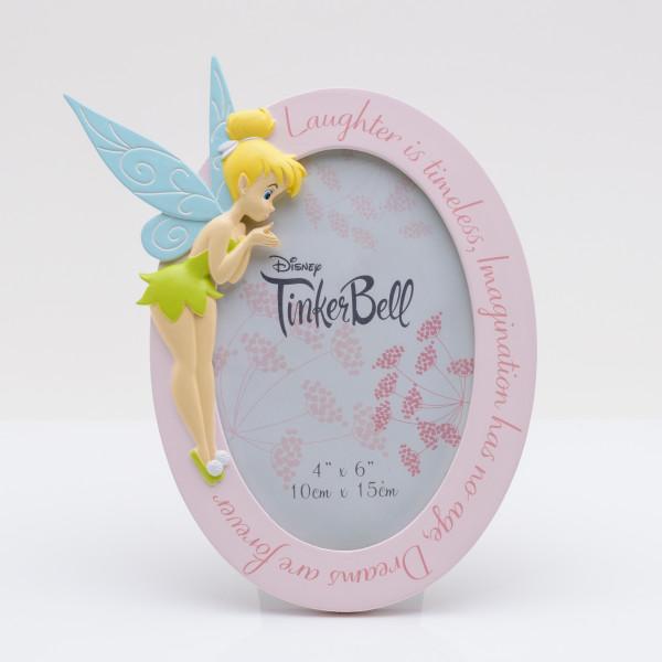 Widdop, Disney, Walt Disney, Walt Disney Figur, Tinker Bell, Tinkerbell, Tinkerbell Photo Frame, Tinkerbell Bilderrahmen, DI787