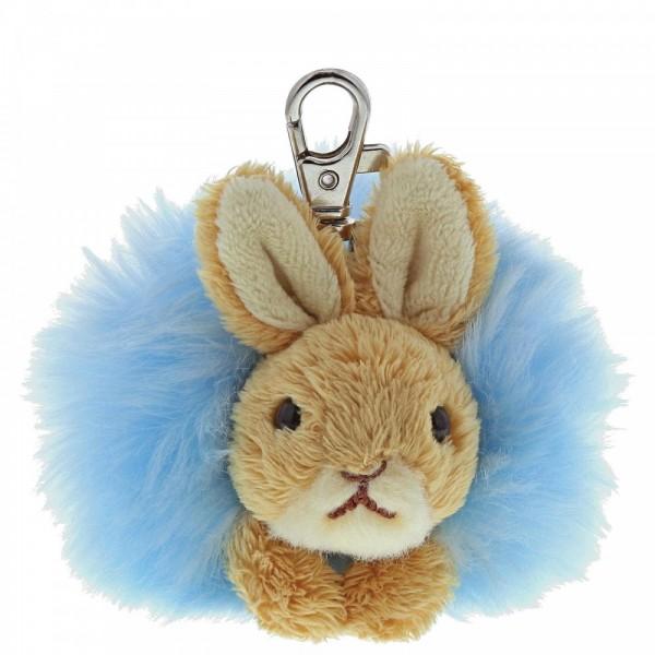 Beatrix Potter - Peter Rabbit Pom Pom Schlüsselanhänger