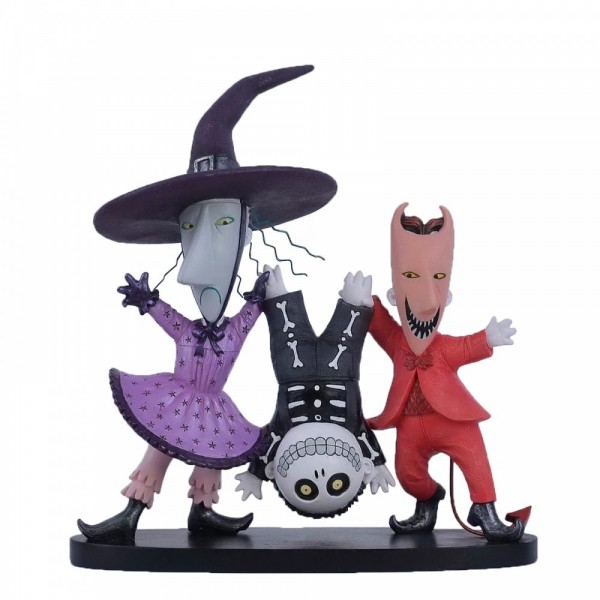 Disney Showcase, Walt Disney, Lock, Shock and Barrel, The Nightmare Before Christmas, Tim Burton, 6006281