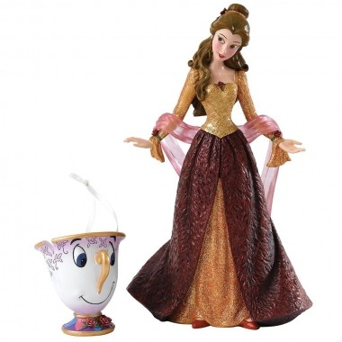Disney Showcase, Christmas Belle, Die Schöne und Das Biest