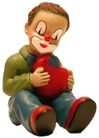 Gilde Handwerk, Gilde Clowns, Der kleine Fratz, Clown mit Herz