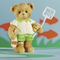 Cherished Teddies, Kegan, You're A Special Catch