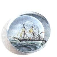 Briefbeschwerer Transatlantic Sail