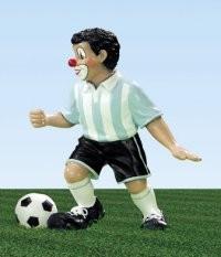 Gilde Handwerk, Gilde Clowns, Fußball, Dribbler