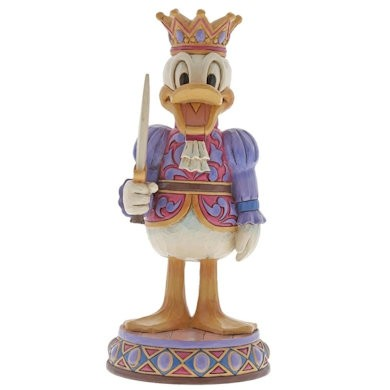 DIsney Traditions, Jim Shore, Nutcracker Reigning Royal Donald Duck