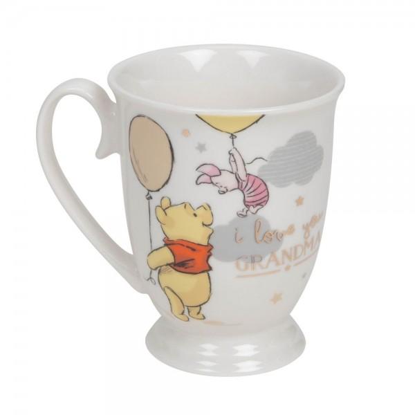 Disney, Walt Disney, Widdop and Co, Disney Magical Beginnings, Winnie Pooh Mug, Winnie Puuh Becher, I Love You Grandma, DI699