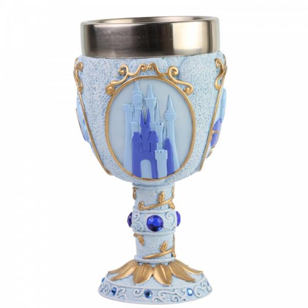 Disney Showcase, Walt Disney, Goblet, Kelch, Cinderella Decorative Goblet, 6007189