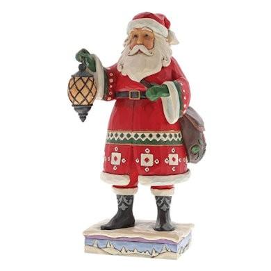 Heartwood Creek, Jim Shore, Delivering December Santa / Weihnachtsmann, 4058789
