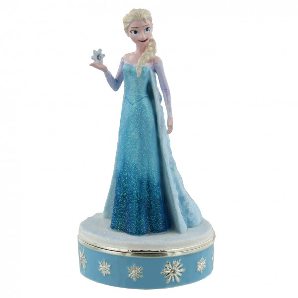 Widdop, Disney Magical Moments, Die Eiskönigin, Elsa, Frozen, Schmuckdose, Trinket Box