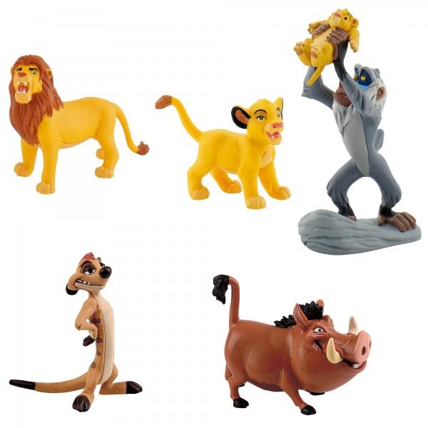 Bullyland, König der Löwen, Lion King, Simba, BU-12533_56