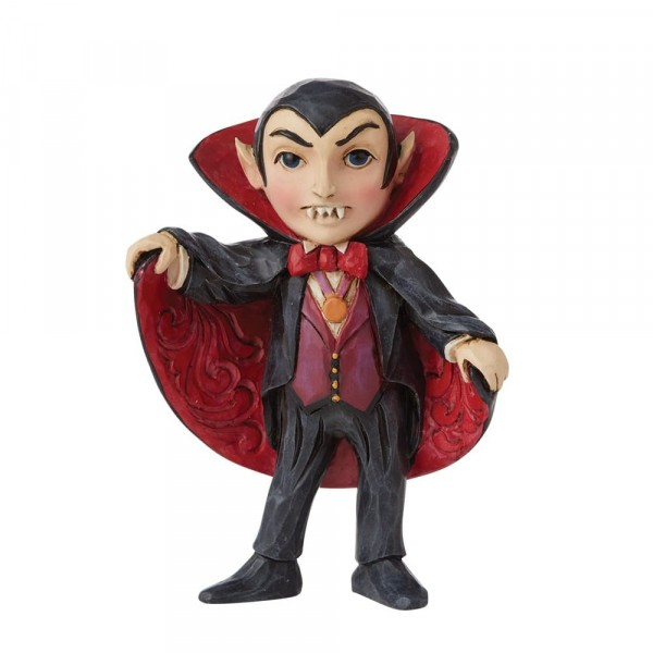 Jim Shore, Heartwood Creek, Jim Shore Halloween, 6009514, Mini Vampire, MIni Vampir