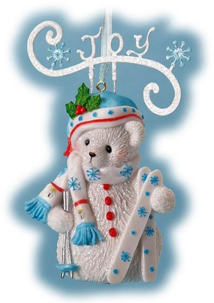 Cherished Teddies, Joy Snowbear Ornament, Anhänger