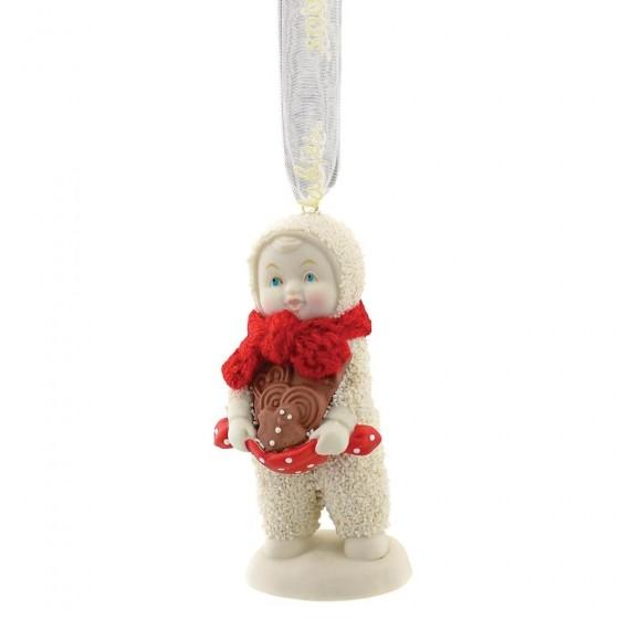 Kristi Jensen Piero, Snowbabies, Department 56, Snowbaby, Cookies To Share Ornament, Anhänger