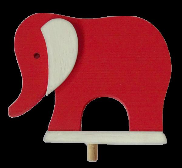 Sebastian Design, Candlering, Kerzenring, Kerzeringe, Holzkränze, Skandinavischer Holzkranz, Skandinavische Kerzenringe, Elefant