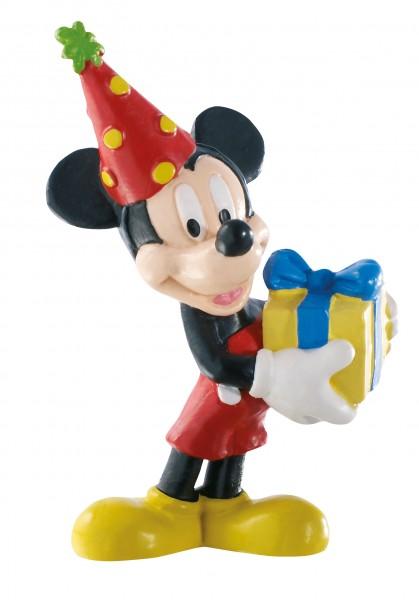 Bullyland, Micky Maus, Mickey Mouse, Micky Maus, Mickey Celebration, Micky Celebration, Party Micky, Walt Disney, 15338