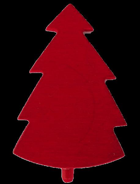 Sebastian Design, Candlering, Kerzenring, Kerzenringe, Skandinavischer Holzkranz, Skandinavische Kerzenringe, Tanne rot, rote Tanne, 10-780-120