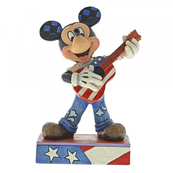 Disney Traditions, Jim Shore - Rock and Roll Mickey / Micky