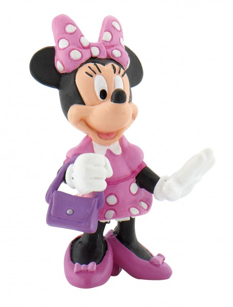 Bullyland, Micky Maus, Mickey Mouse, Minnie Maus, Minnie Mouse, Walt Disney, 15328