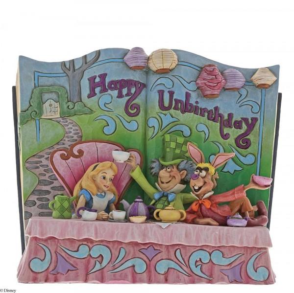 Happy Unbirthday - Alice in Wonderland Storybook
